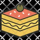 Pudding Cake Icon