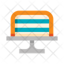 Pudding Cake Cake Dessert Icon