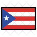 Puerto Rico International Global Icon