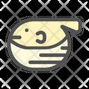 Puffer Fish Ocean Icon