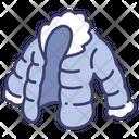 Puffy Jacket Icon