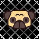 Pug Dog Puppy Icon