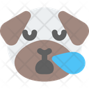 Pug Sleep Snoring Icon