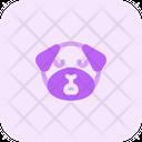 Pug Sleepy Icon