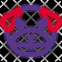 Pug Upset Icon