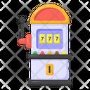 Puggy Machine Casino Slot Slot Machine Icon