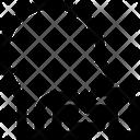 Puke Virus Disease Icon