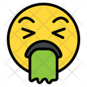 Puke Vomit Vomiting Icon