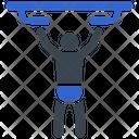 Equipment Exercise Gym Icon