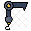 Pulley Roller Roll Icon