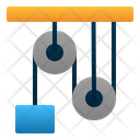 Pulley Process Industry Icon