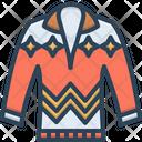 Pullove Sweater Jumper Icon