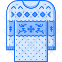 Pullover Clothes Holiday Icon