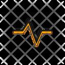 Pulse Chart Graph Icon