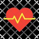 Pulse Surge Heart Icon