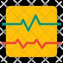 Pulse Activity Heatbeat Icon