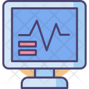 Pulse Generator Pulse Generate Monitor Monitor Icon