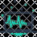 Pulse Line Icon