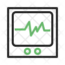 Pulse monitoring Icon