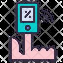 Pulse Oximeter Oxygen Icon