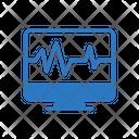 Pulses Monitoring Icon