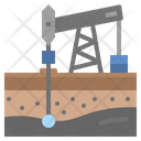 Pump Industry Mine Icon