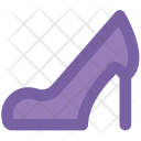 Pump Shoes High Icon