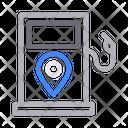 Pump location Icon