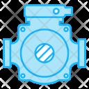 Pumping Hydraulics Icon
