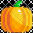 Pumpkin Vegetable Organic Icon