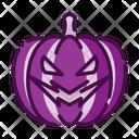 Pumpkin Pumpkin Face Horror Icon