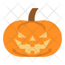 Pumpkin Halloween Horror Icon