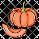 Pumpkin Nutrition Squash Plant Icon