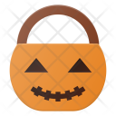 Pumpkin Jack Lantern Icon
