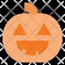 Pumpkin Jack Lantern Icon