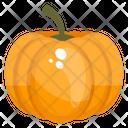 Pumpkin Ripe Food Vegetable Icon