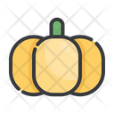 Pumpkin Food Festive Icon