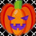 Fear Food Pumpkin Icon