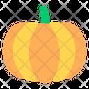 Pumpkin Healthy Food Organic Diet Icon