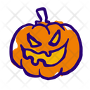 Halloween Death Ghost Icon