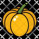 Pumpkin Thanksgiving Autumn Icon