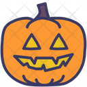 Halloween Spooky Scary Icon