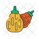 Pumpkin Fresh Vegetables Icon
