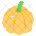 Pumpkin Food Edible Icon
