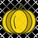 Pumpkin Vegetables Icon
