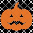 Pumpkin Healthy Food Icon