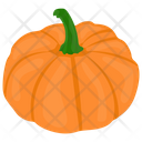 Pumpkin Autumn Vegetable Icon