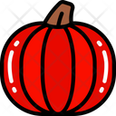 Pumpkin Food Eating Icon