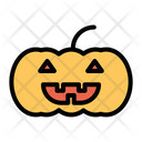 Jack O Lantern Horror Spooky Icon