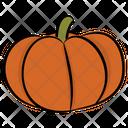 Butternut Pumpkin Vegetable Icon
